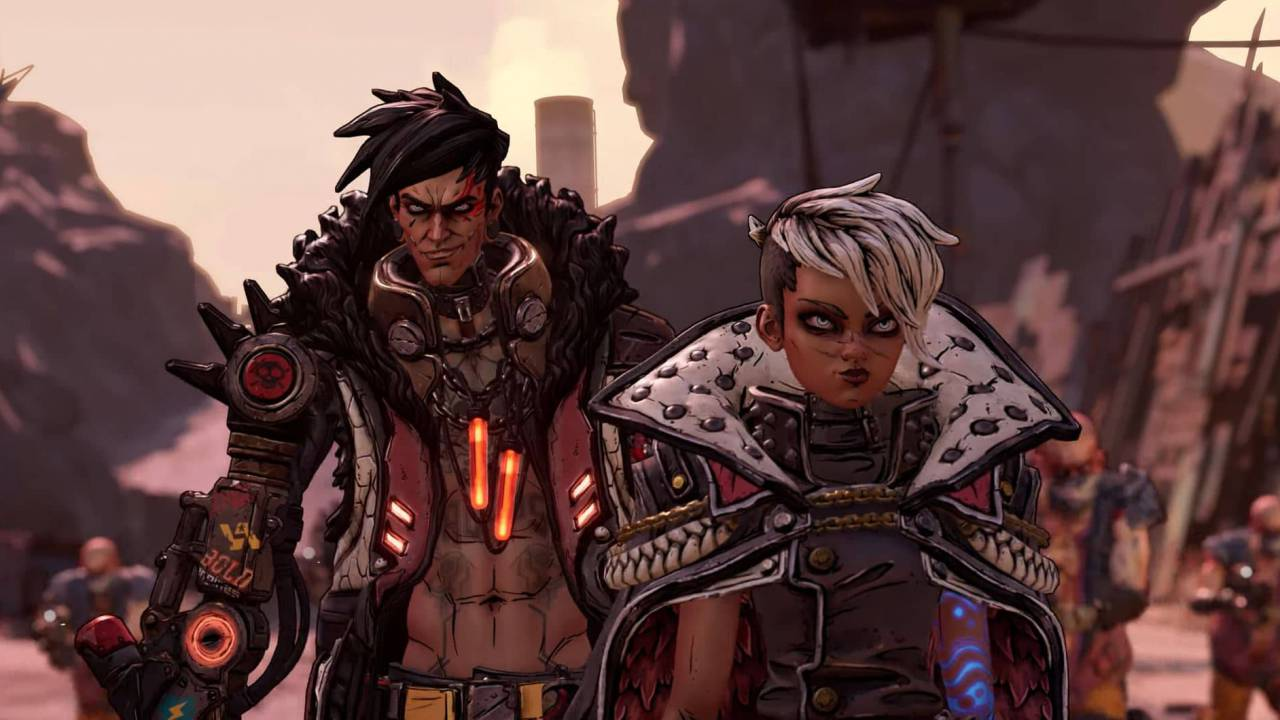Borderlands 3 villains 1280x720